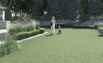 Landscape Design St. Paul