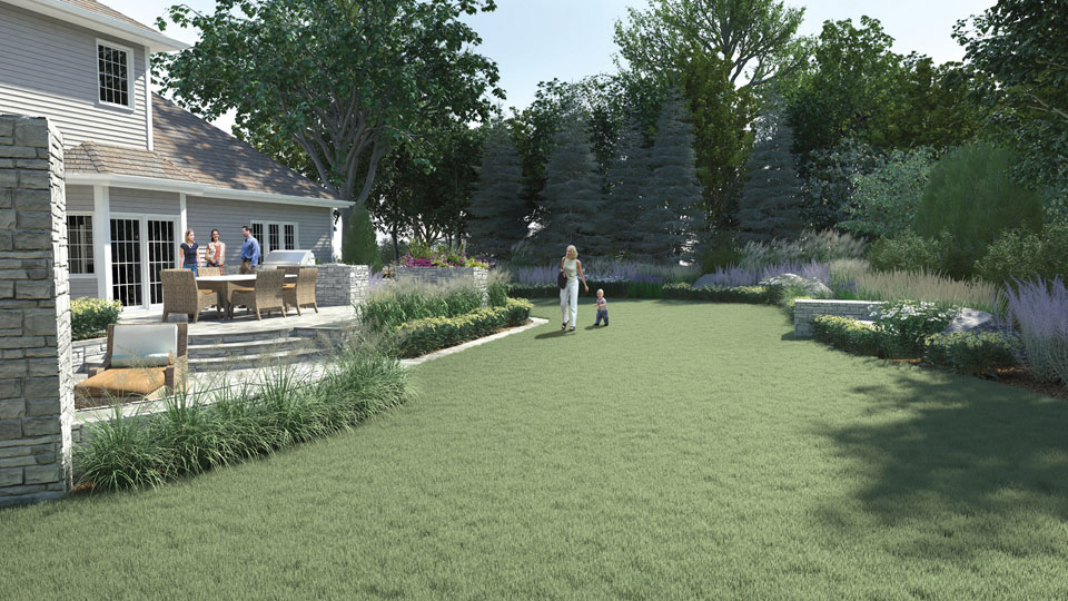 Minneapolis Landscaping Design