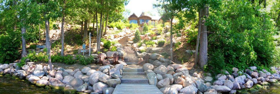 Riprap Landscaping Minneapolis
