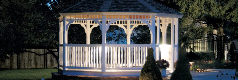 Landscape Design Minneapolis - Gazebo