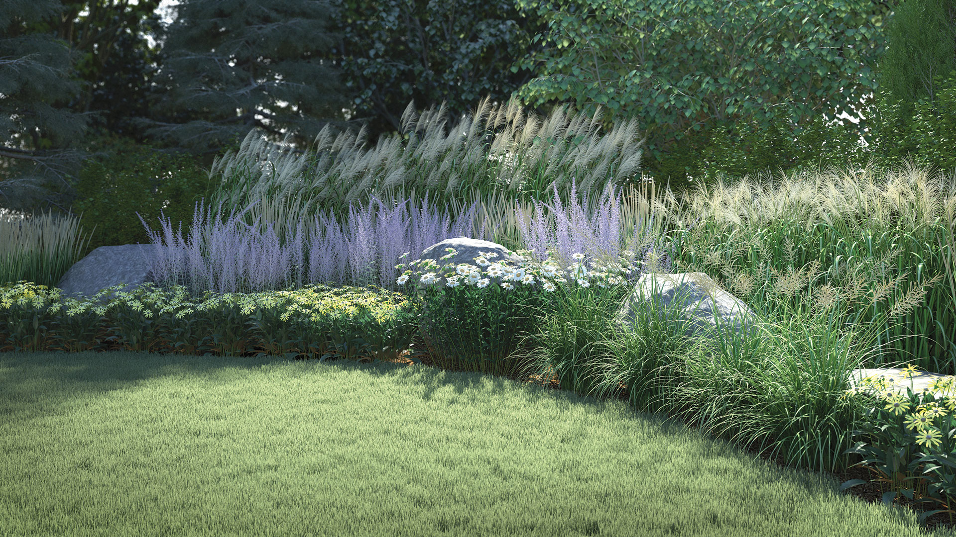 Garden Landscape Design Minneapolis