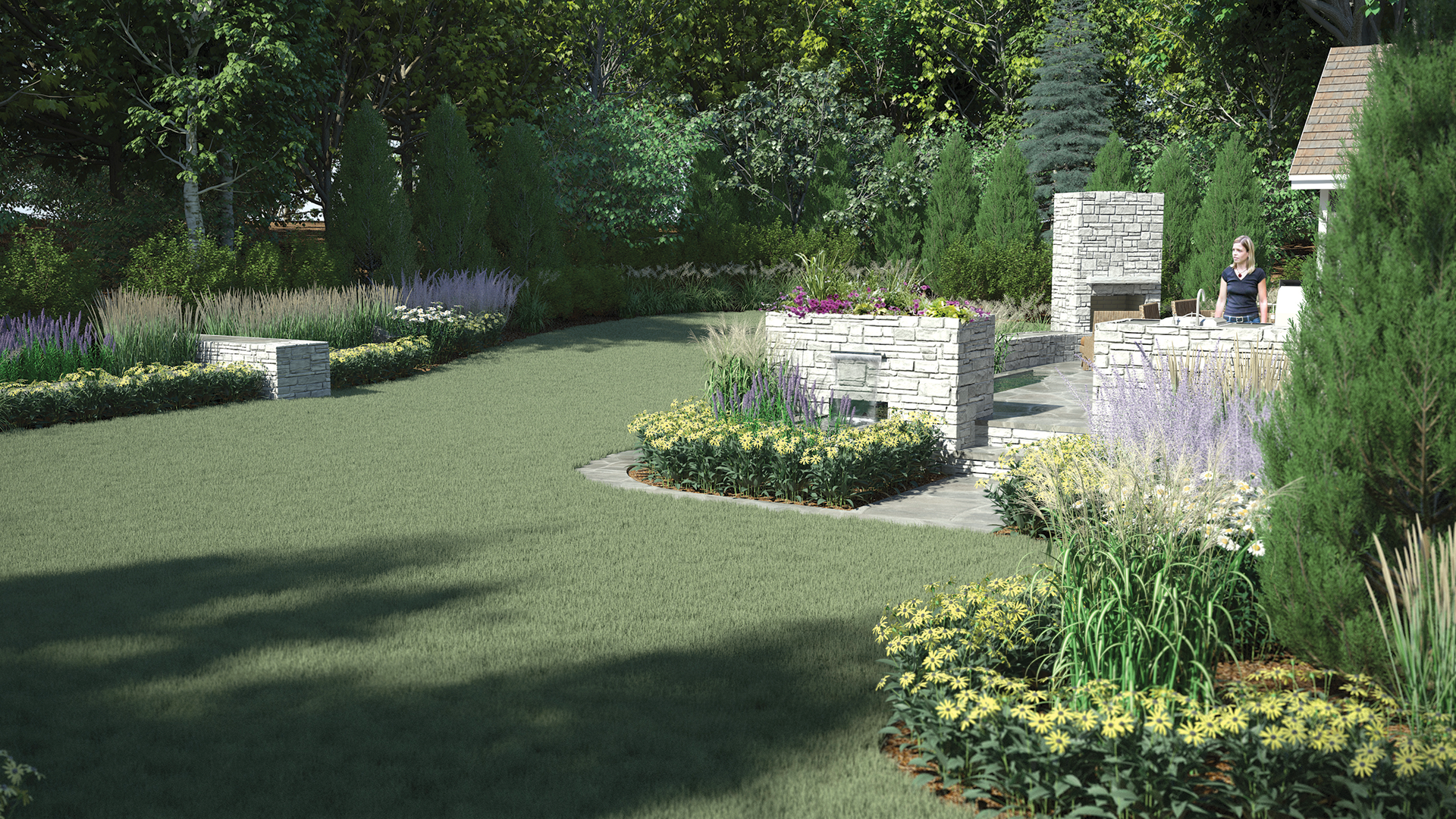 Chanhassen Landscaping Minneapolis