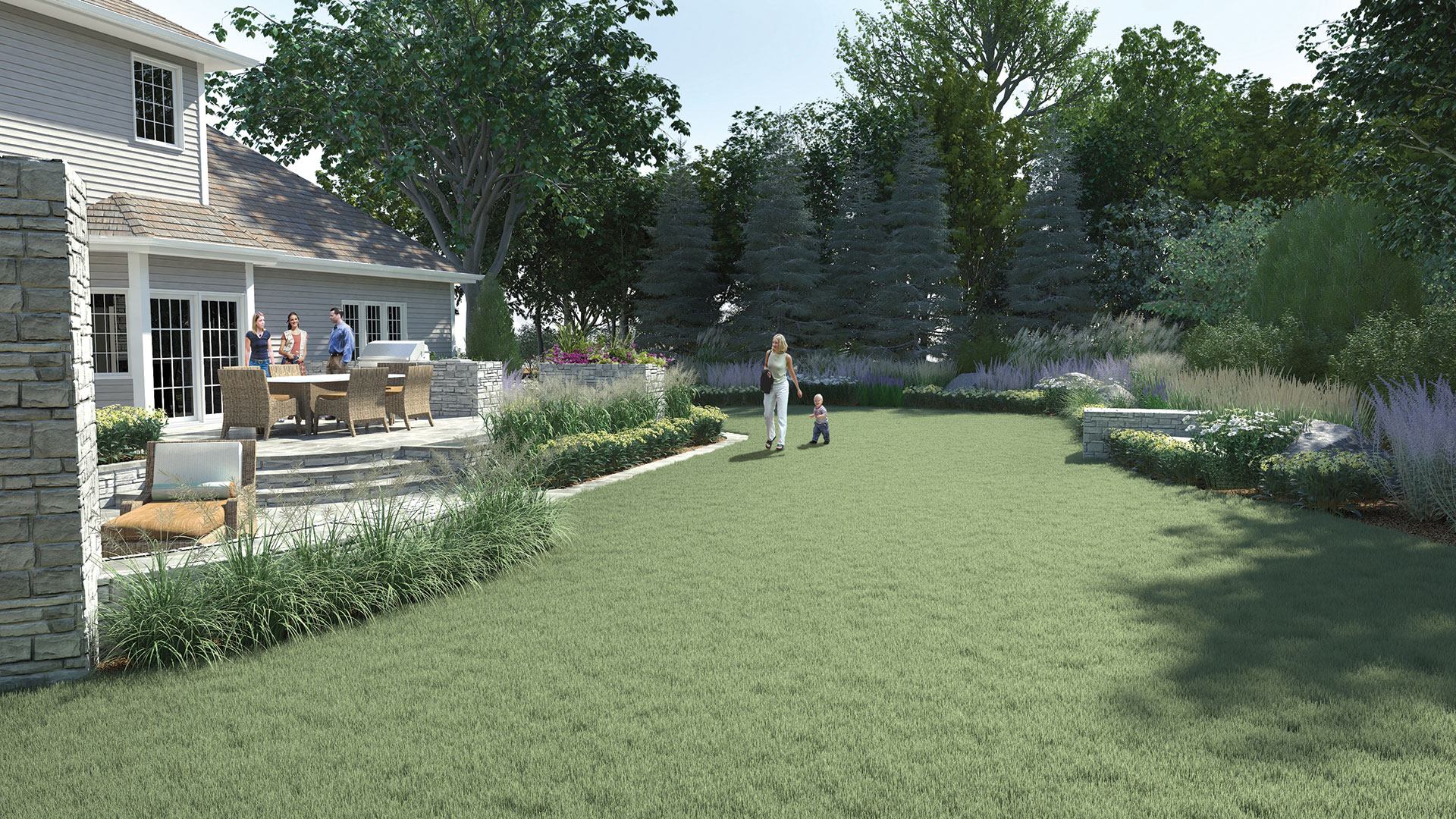 Landscaping Minneapolis Chanhassen MN