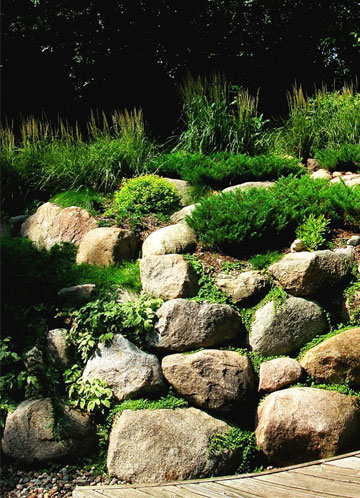Retaining Walls Landscaping Minneapolis