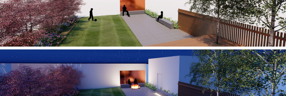 Modern Landscape Design Minneapolis MN