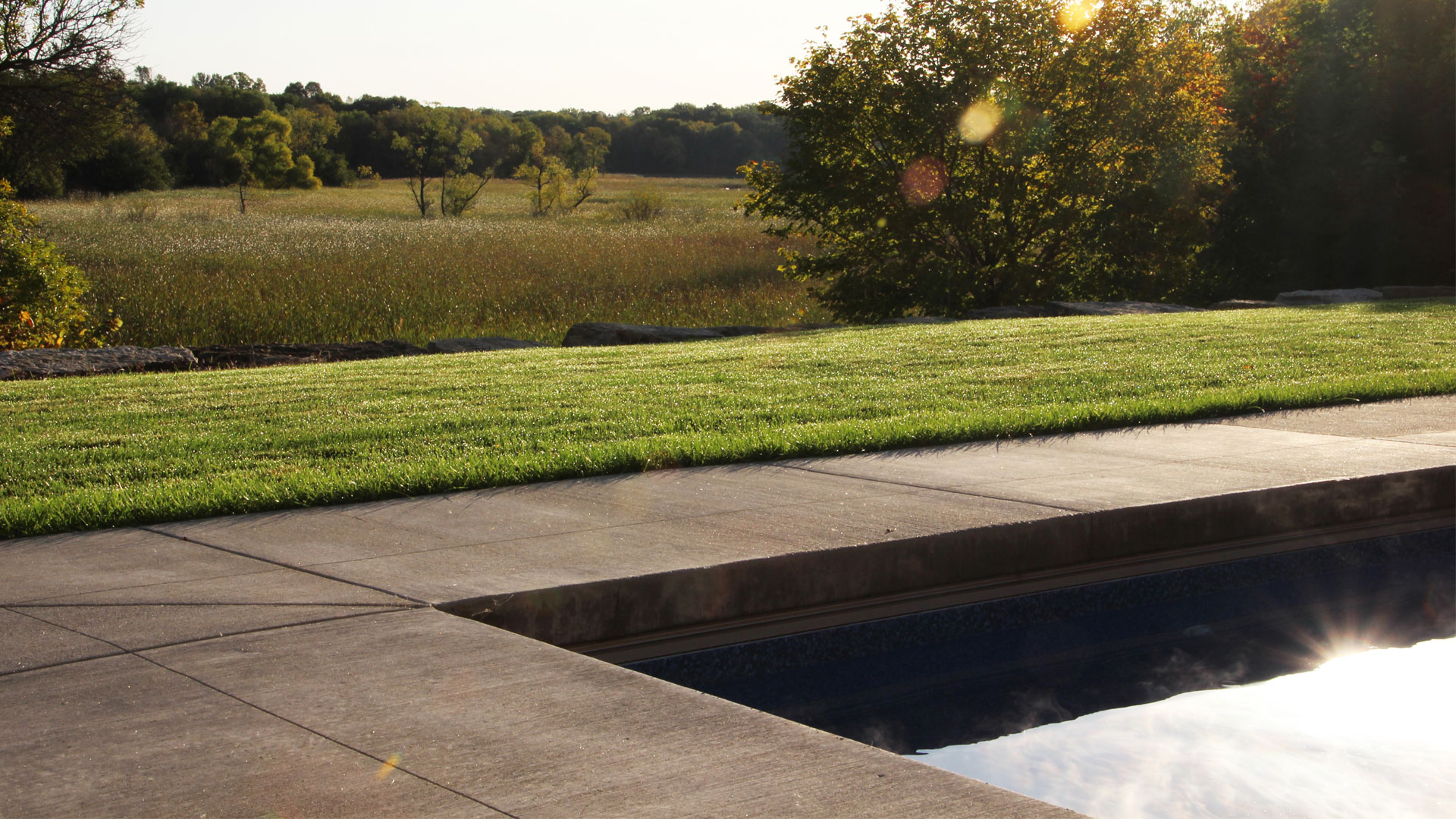 Landscape Design Minneapolis Minnesota - Pool Landscaping